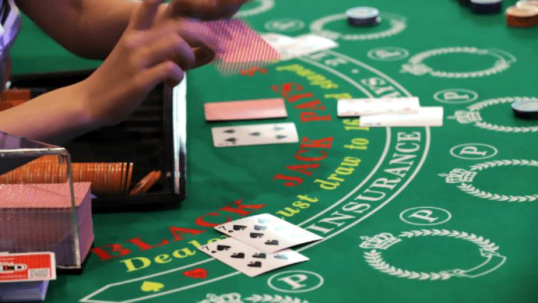 Teste die Blackjack Strategie